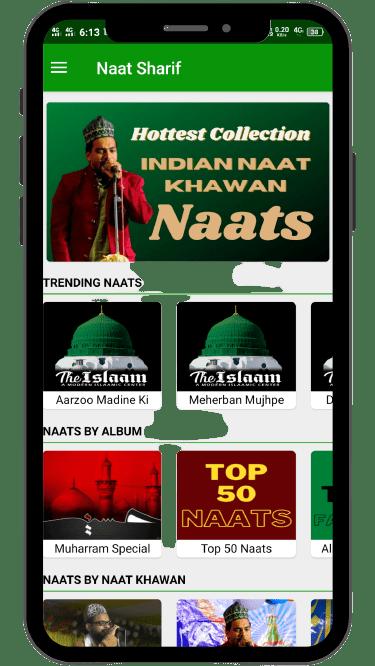 Naat Sharif App